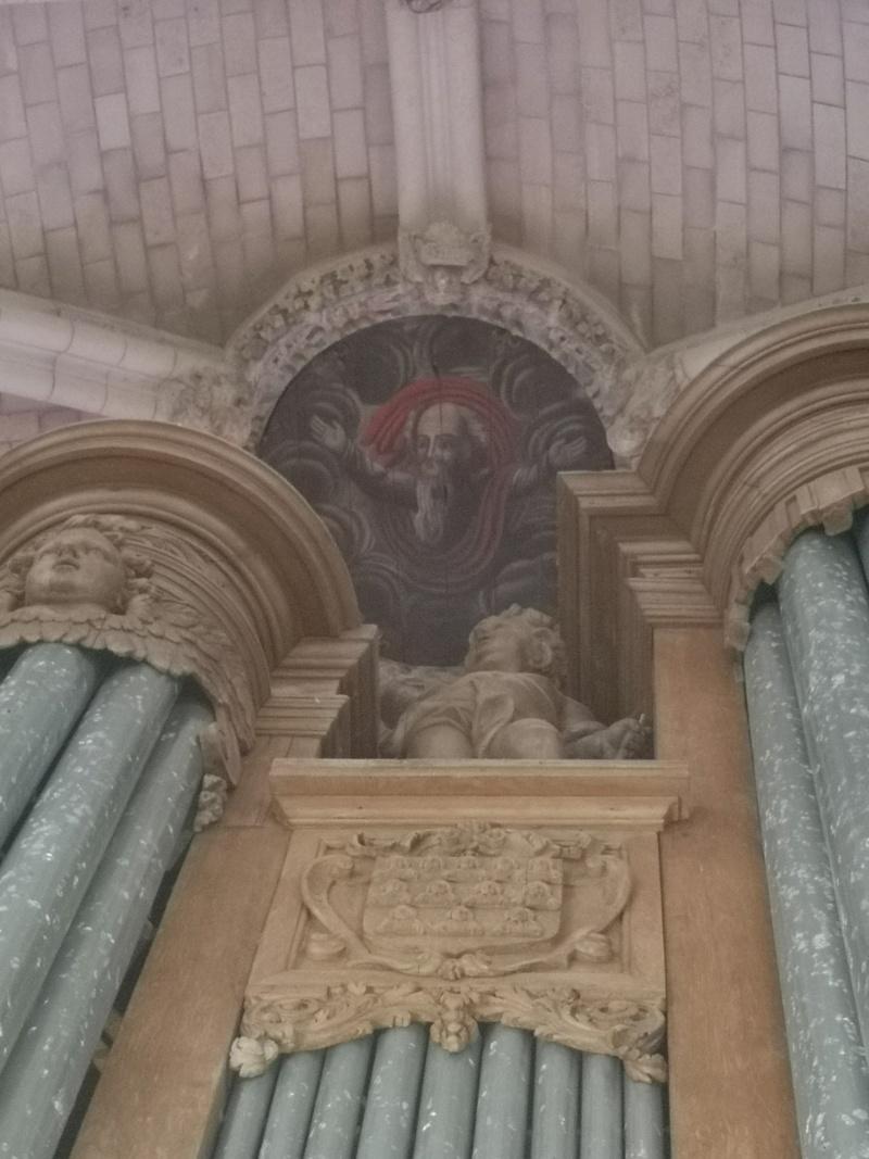 Orgues Cathédrale Notre Dame - Laon Img_2029