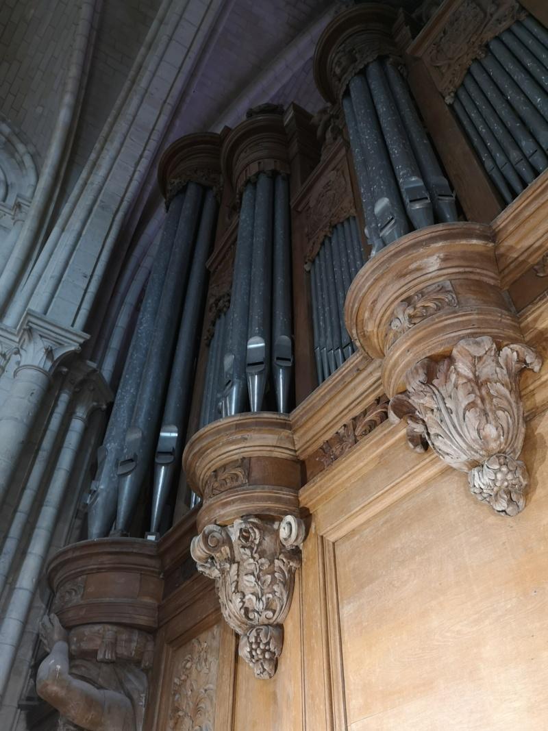 Orgues Cathédrale Notre Dame - Laon Img_2030