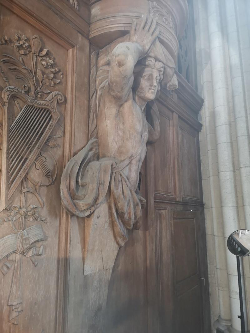 Orgues Cathédrale Notre Dame - Laon Img_2031