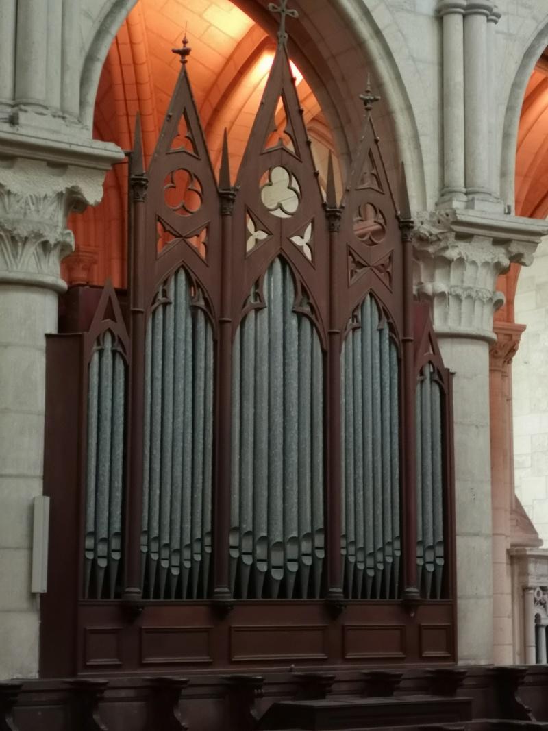 Orgues Cathédrale Notre Dame - Laon Img_2034