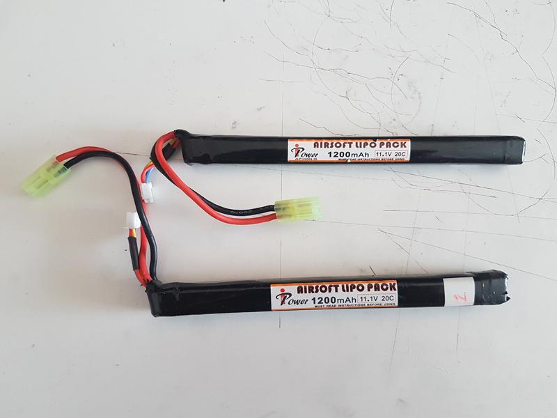 Donne batterie Lipo 11v 20180610