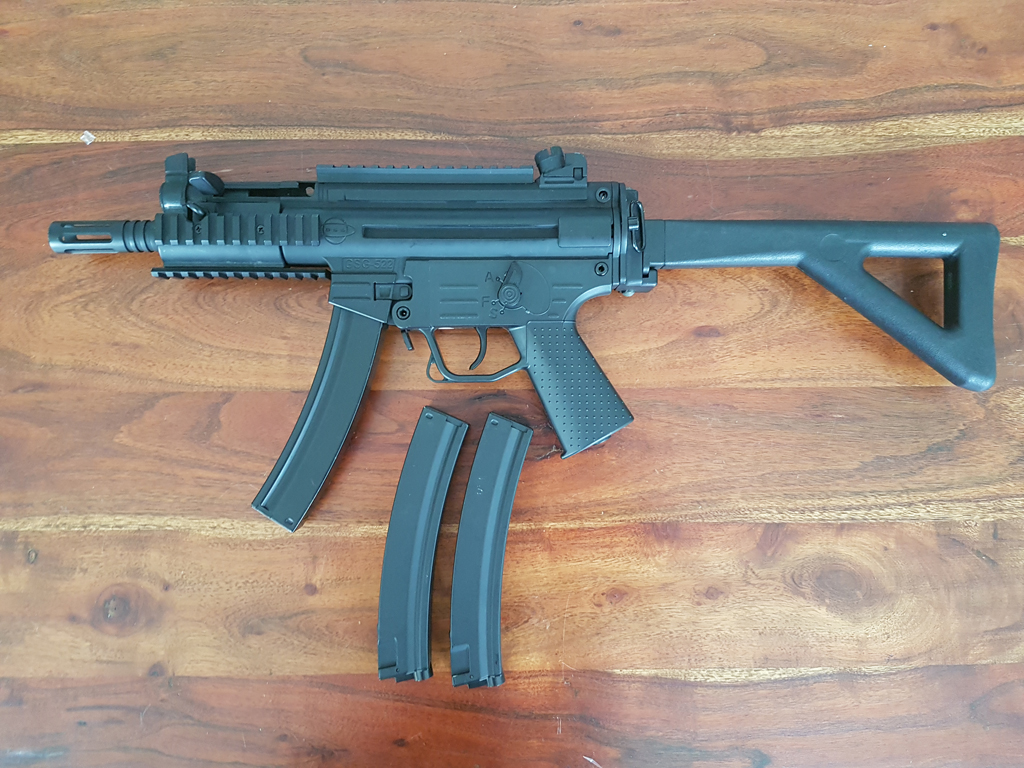 MP5 GSG 370 fps 20180810