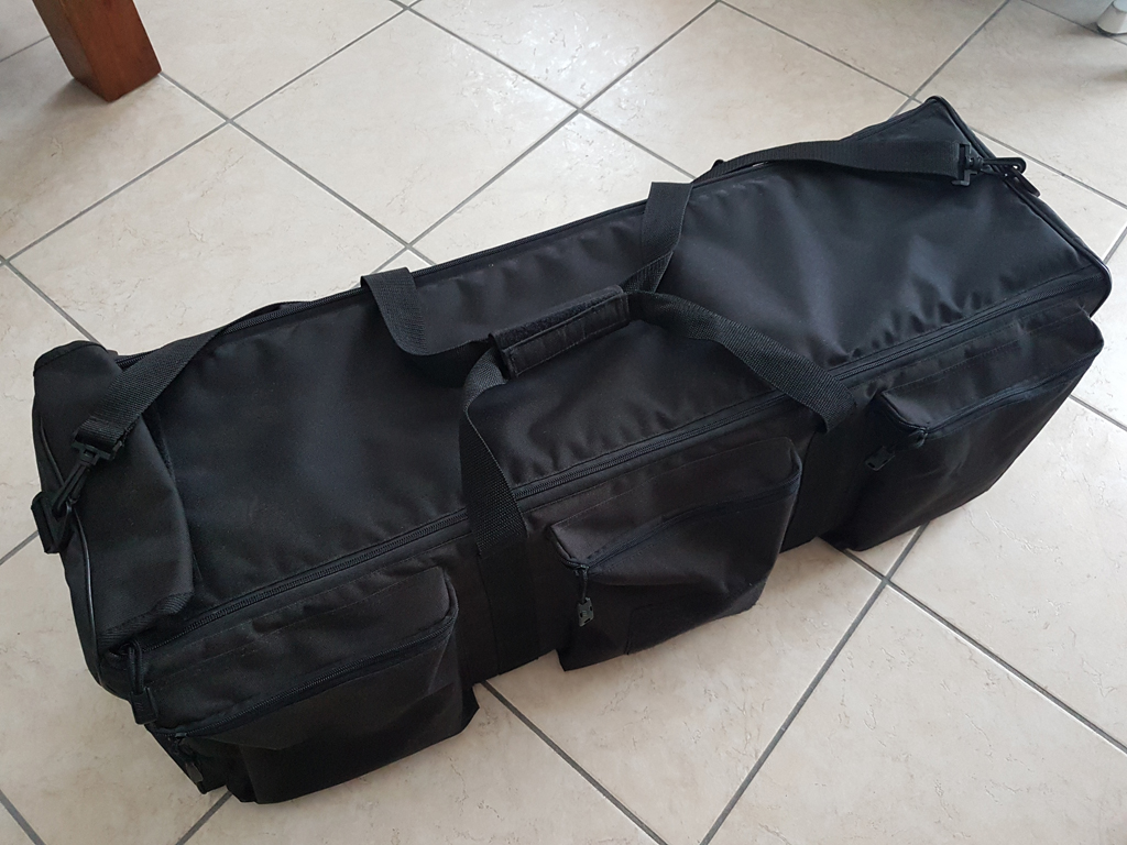Vends sac transport airsoft nombreux rangements 20200710