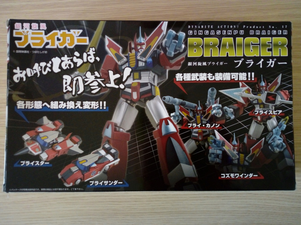 Evolution Toy * Dynamite Action n° 17 * BRYGER * BRAIGER Img_2018