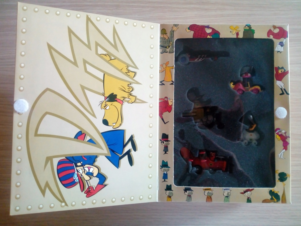 WACKY RACES * Kensin * Dastardly & Muttley * Hanna & Barbera Img_2023