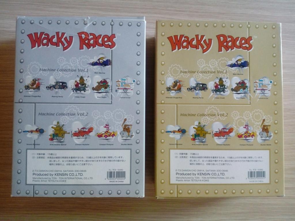 WACKY RACES * Kensin * Dastardly & Muttley * Hanna & Barbera Img_2024