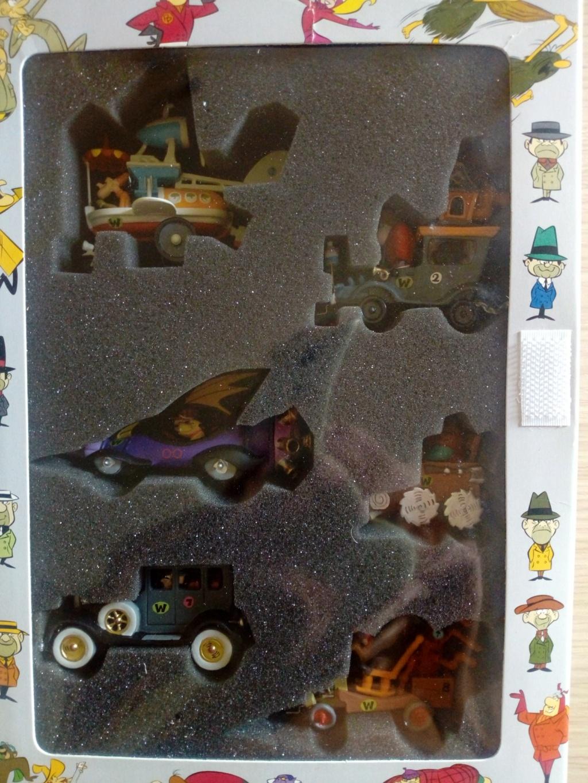 WACKY RACES * Kensin * Dastardly & Muttley * Hanna & Barbera Img_2025