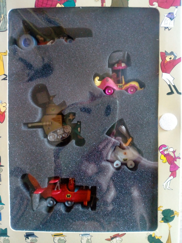 WACKY RACES * Kensin * Dastardly & Muttley * Hanna & Barbera Img_2026