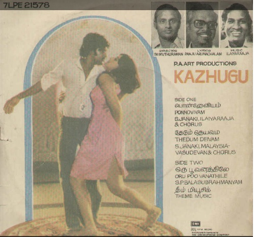 "Vinyl (""LP"" record) covers speak about IR (Pictures & Details) - Thamizh - Page 4 Kazhug10"