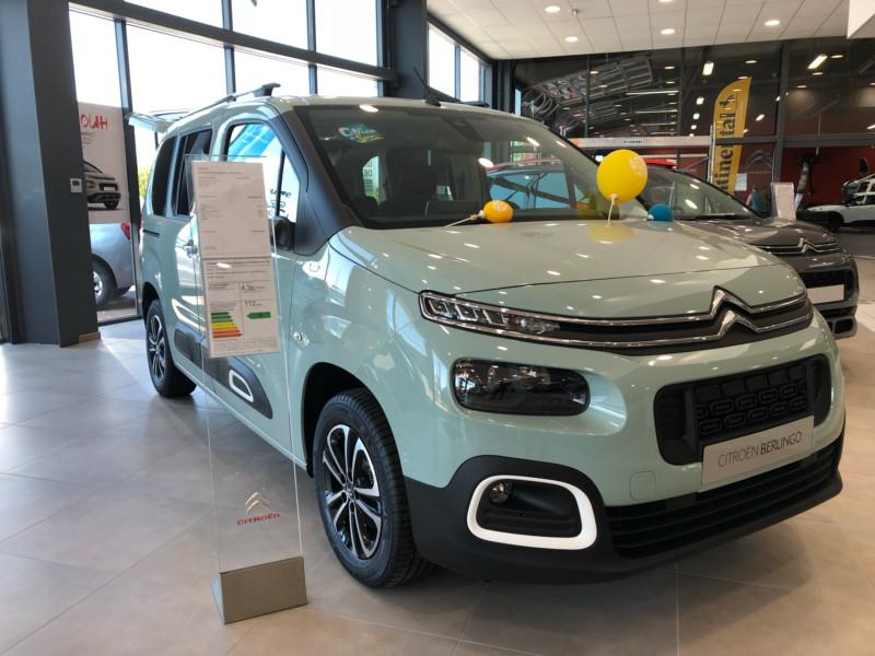 2018 - [Peugeot/Citroën/Opel] Rifter/Berlingo/Combo [K9] 15367810