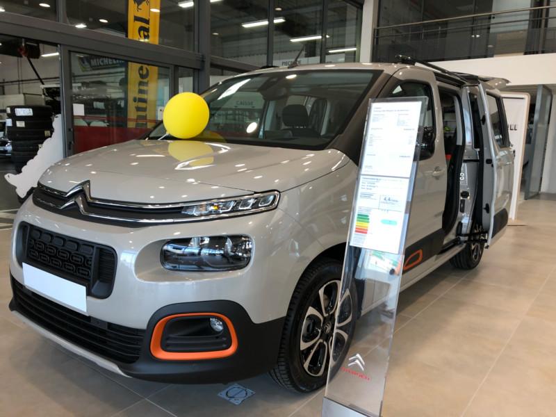 2018 - [Peugeot/Citroën/Opel] Rifter/Berlingo/Combo [K9] 15367811
