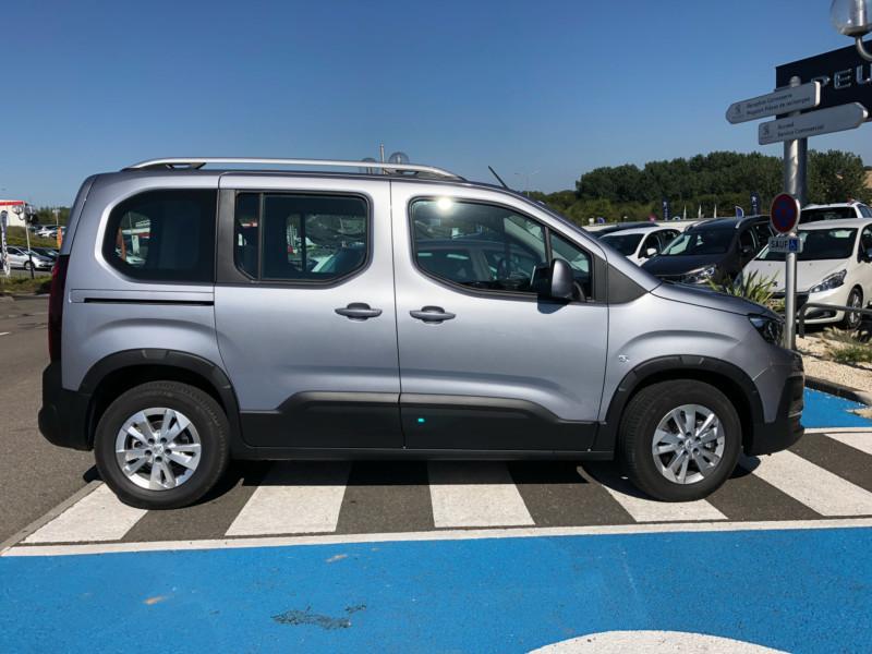 2018 - [Peugeot/Citroën/Opel] Rifter/Berlingo/Combo [K9] 15367813
