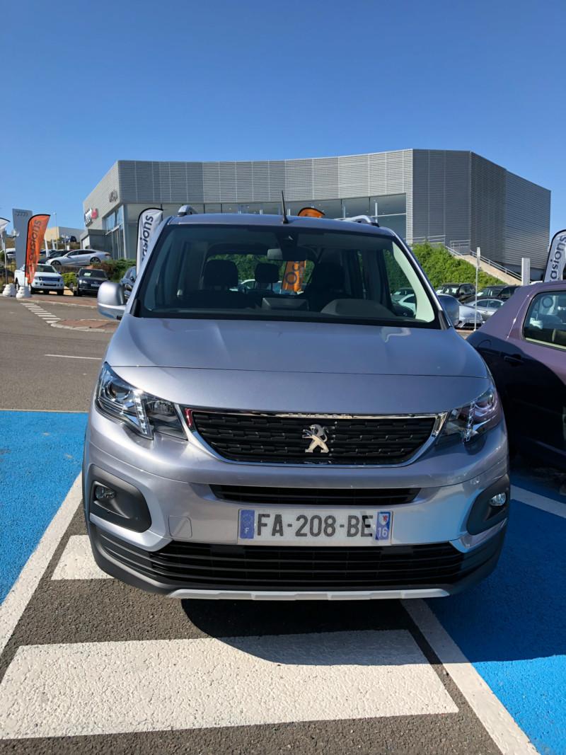 2018 - [Peugeot/Citroën/Opel] Rifter/Berlingo/Combo [K9] 15367814