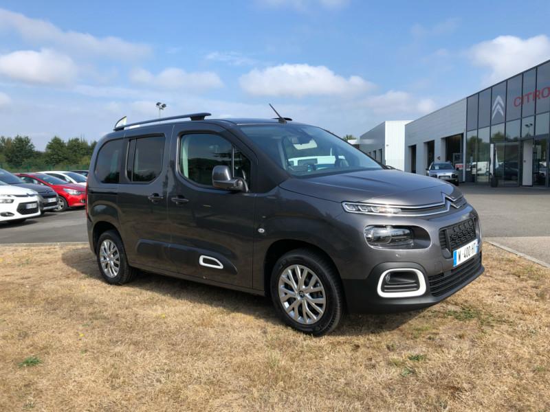2018 - [Peugeot/Citroën/Opel] Rifter/Berlingo/Combo [K9] 15373810