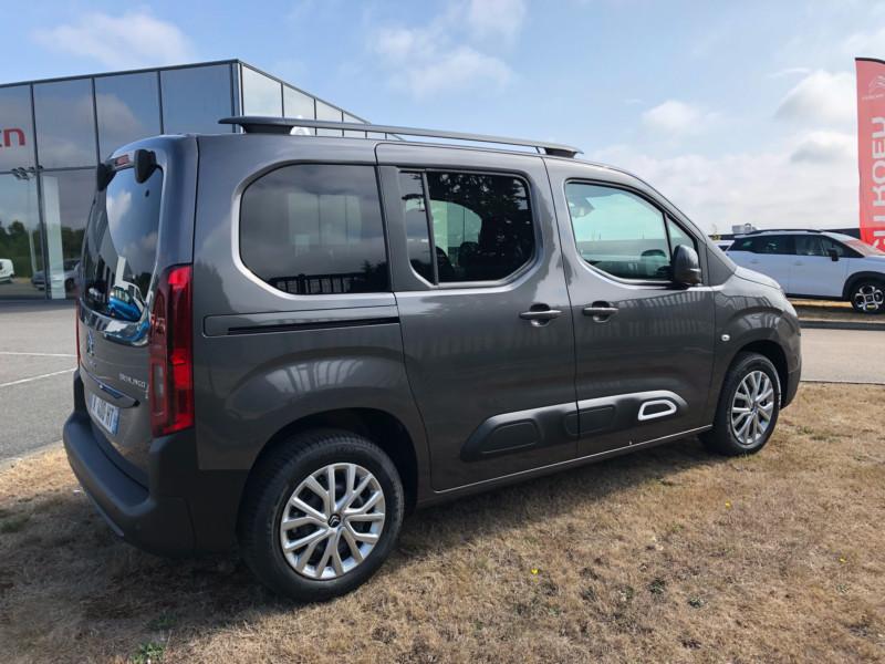 2018 - [Peugeot/Citroën/Opel] Rifter/Berlingo/Combo [K9] 15373811