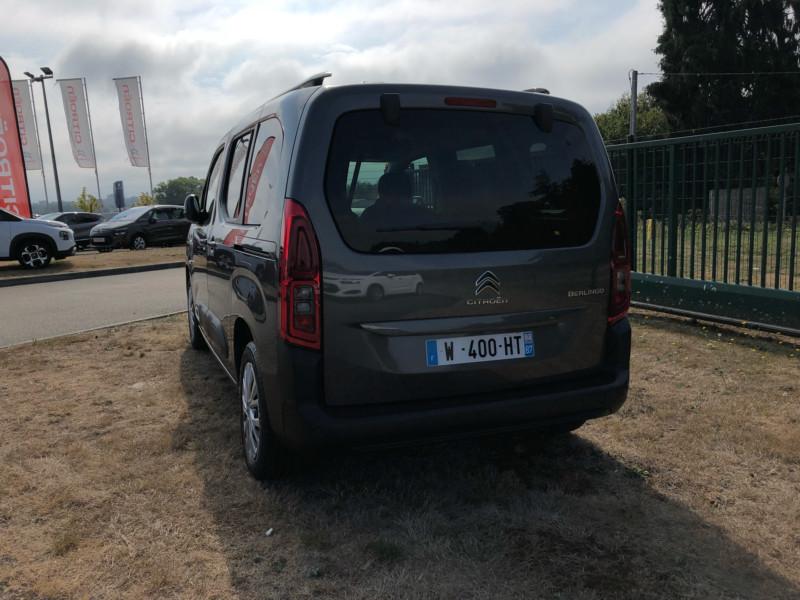 2018 - [Peugeot/Citroën/Opel] Rifter/Berlingo/Combo [K9] 15373812