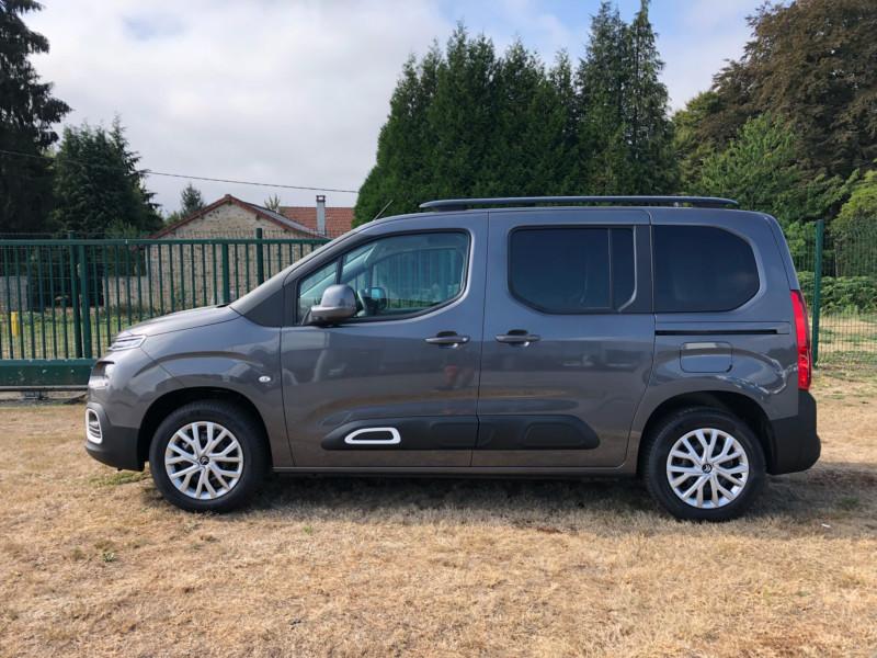 2018 - [Peugeot/Citroën/Opel] Rifter/Berlingo/Combo [K9] 15373813