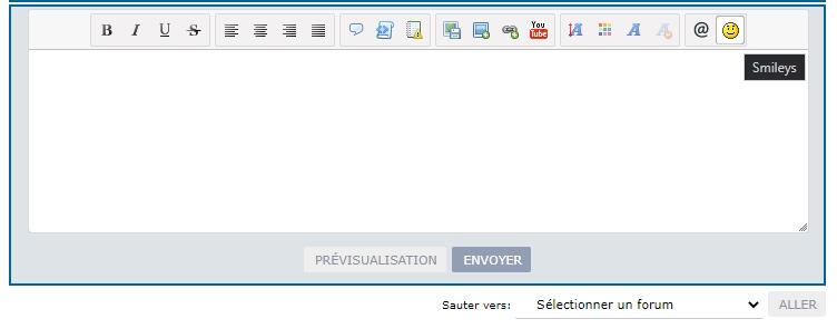 """Intégrer un bouton """"smiley"""" dans l'éditeur de message étendu Sans_t12"""
