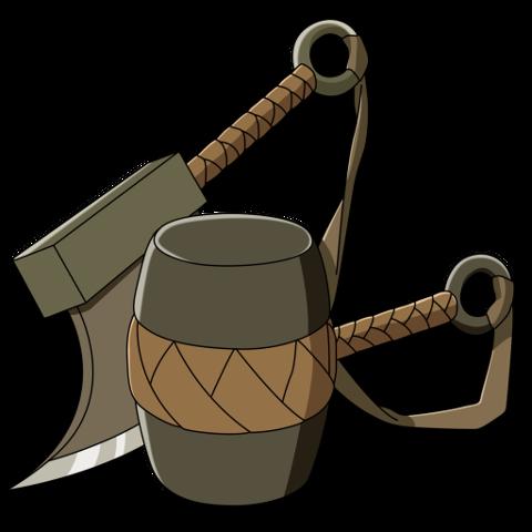 Legendäre Waffen 12602-10
