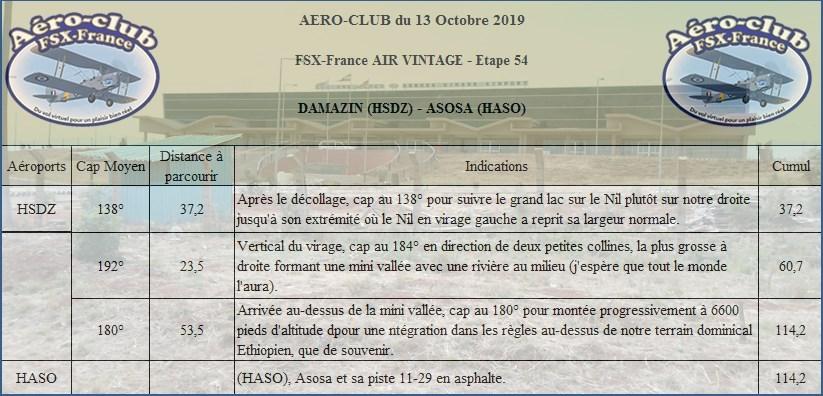 FSX-France Air Vintage Etape 54 Nav21610