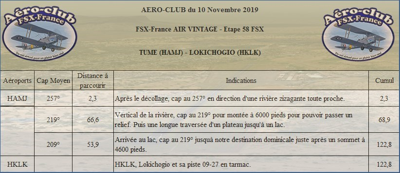 FSX-France Air Vintage Etape 58 Nav22010