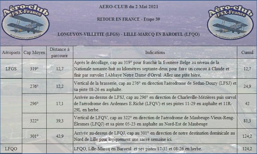 Retour en France Etape 39 Retou145