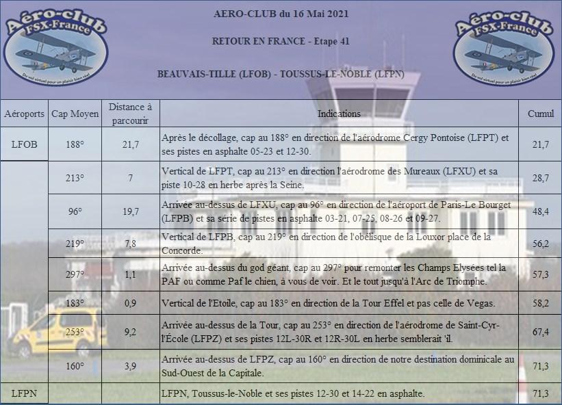 Retour en France Etape 41 Retou170