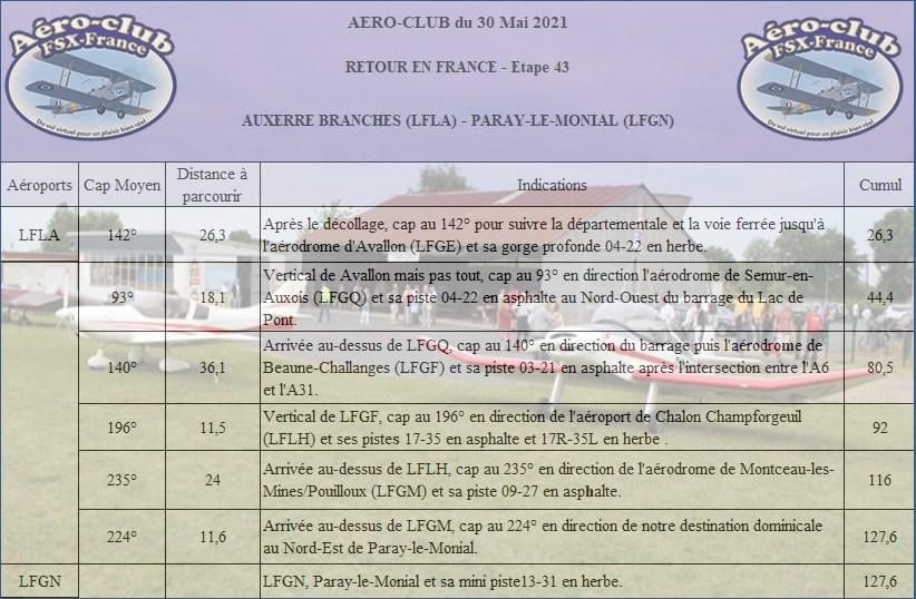Retour en France Etape 43 Retou181