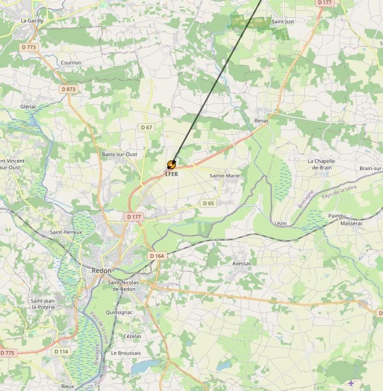 Retour en France Etape 54 Retou283