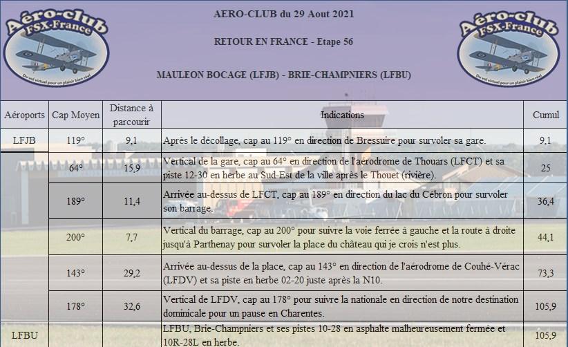 Retour en France Etape 56 Retou297