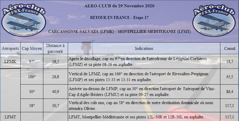 Retour en France Etape 17 Retour46