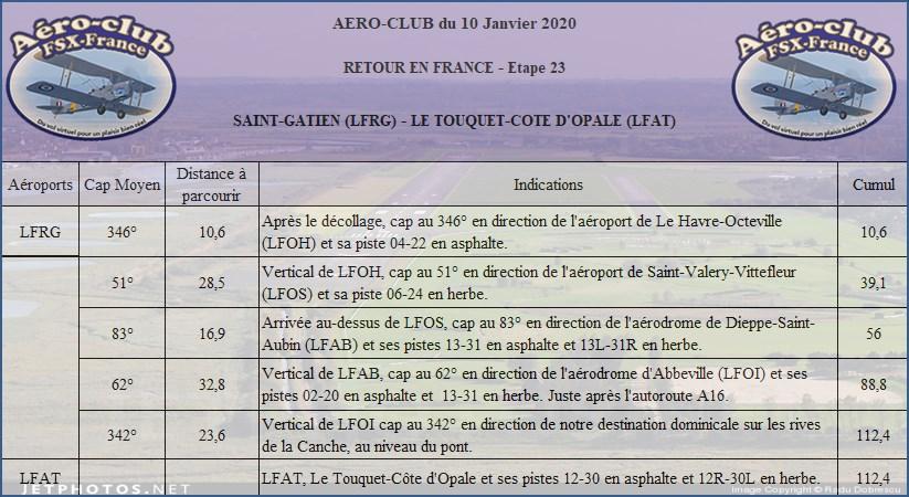 Retour en France Etape 23 Retour62