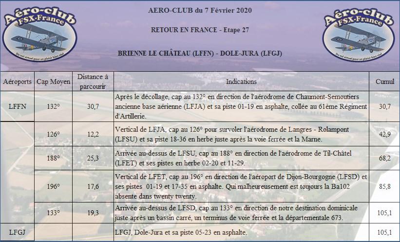 Retour en France Etape 27 Retour70