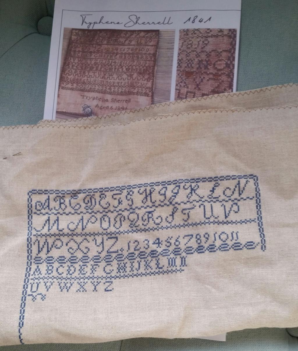 SAL Thryphéna Sherrell 1841 d'Histoire de Lin Prochaine photo le 20 Aoüt 2019-052
