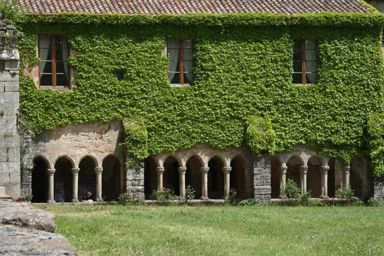 Abbaye de Sylvanés  245_2_10