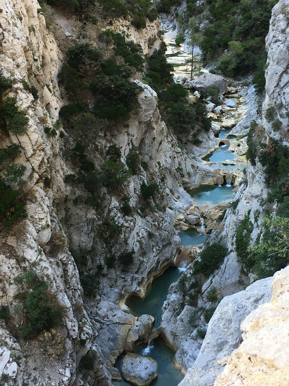 Les Gorges de Galamus  Gorges10
