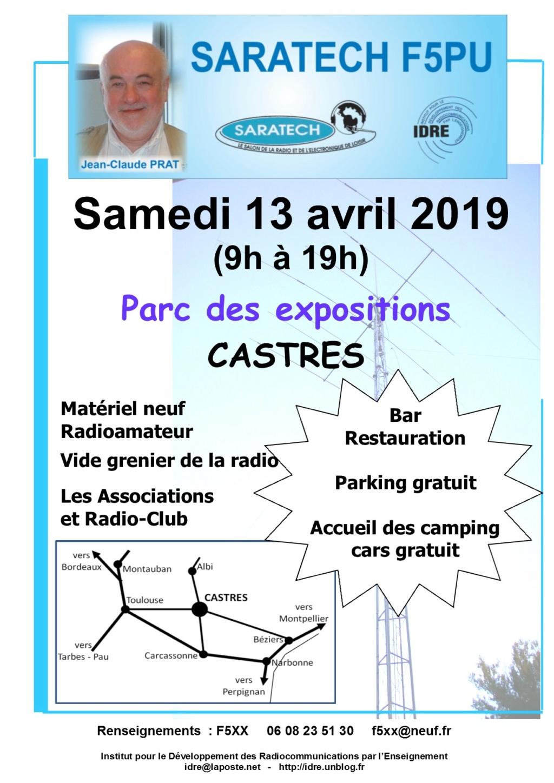 Saratech F5PU 2019 - Castres (81)  (Samedi 13 AVRIL 2019) Sarate10