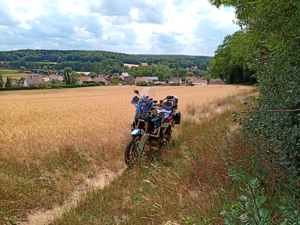 Balade trail dans l'Oise - Page 2 Img_2111