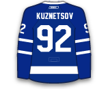 Toronto Maple Leafs™ Draft picks Kuznet10