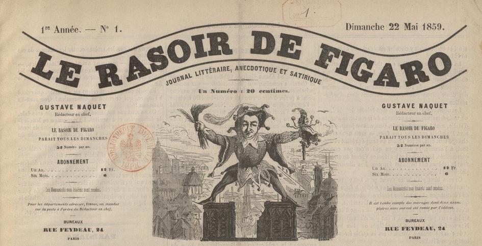 A.T. PARIS & Figaro Figaro10