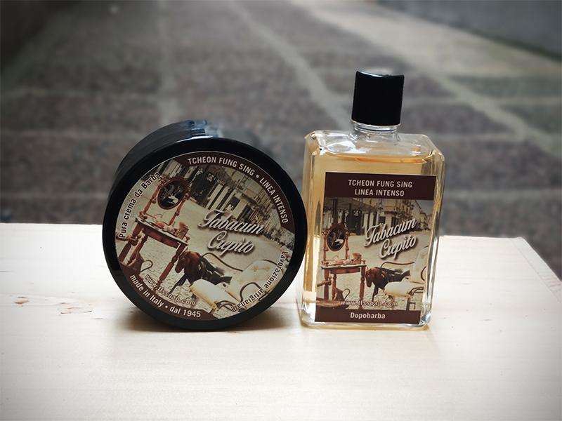 Savons parfumés au tabac Tfs0110