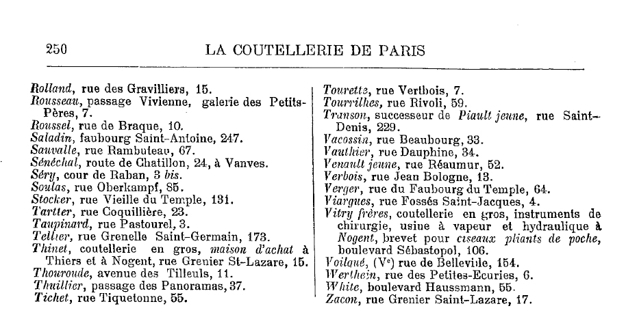 A.T. PARIS & Figaro Transo10