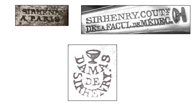 Les rasoirs de Sirhenry en damas Tzolzo11