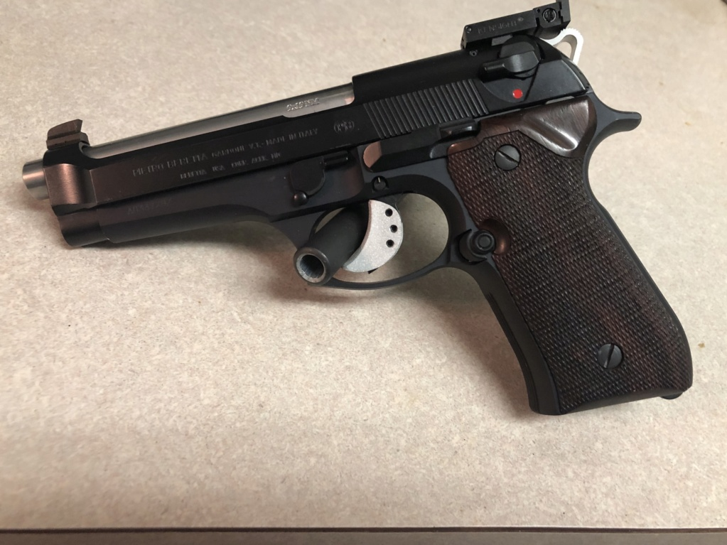 EIC ready Beretta 92 pick up at Canton or Perry SOLD Fullsi15