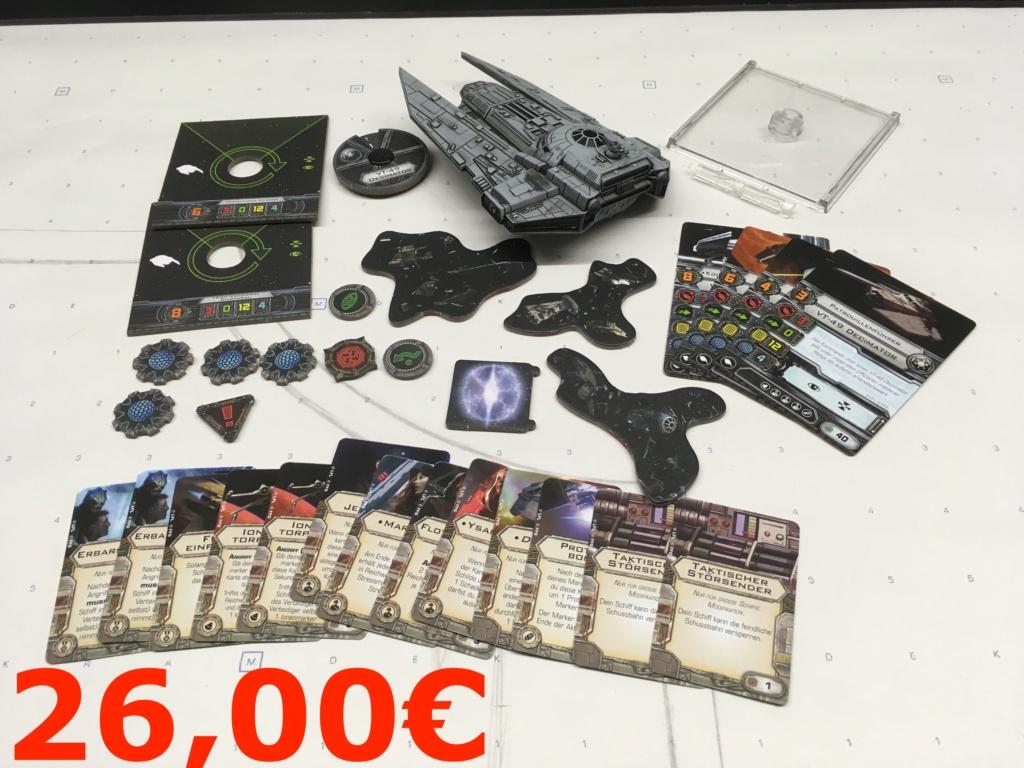 [Biete] Imperium-Schiffe mit Zubehör (+Rebellenzeug) Decima10