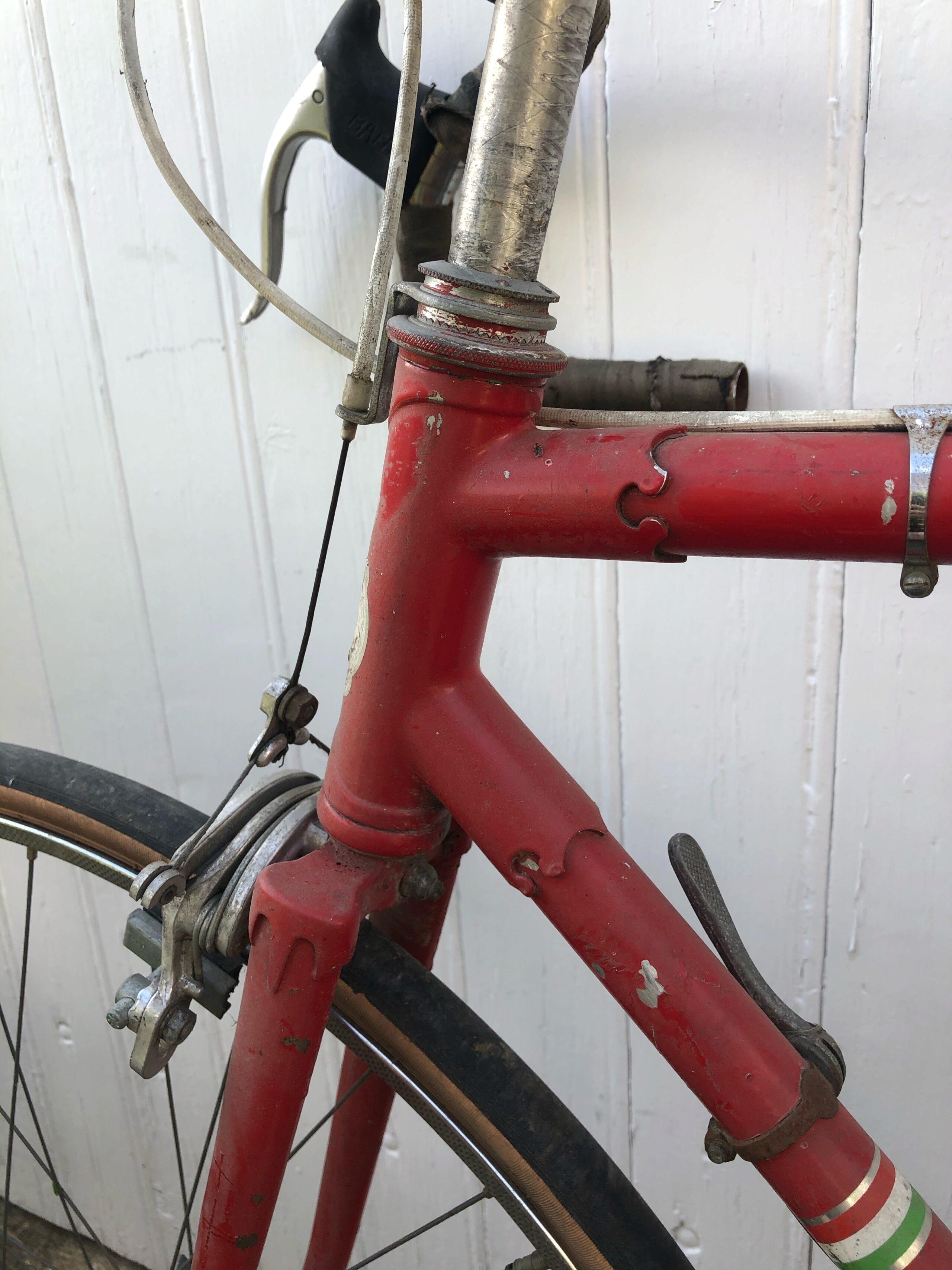 Trouvaille Vélo Duralumin alu  Img_3113
