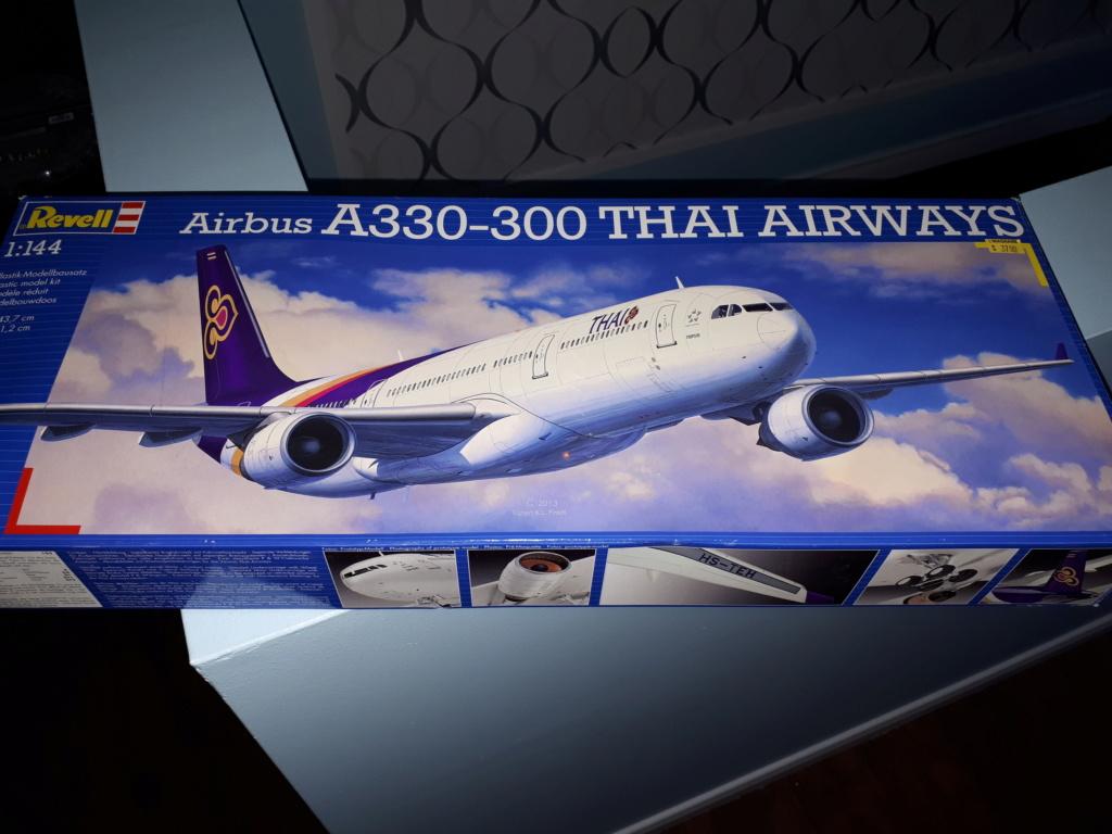 Airbus A330-300 Thai Airways 20190410