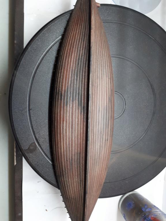 Bateau viking revell 1:50 20190539
