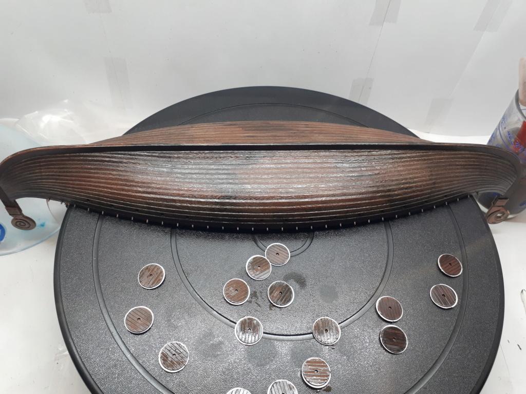 Bateau viking revell 1:50 20190541