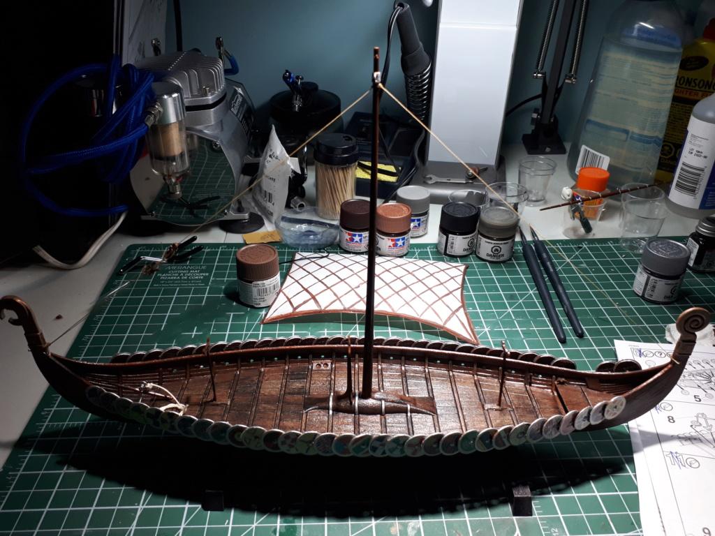 Bateau viking revell 1:50 - Page 2 20190562